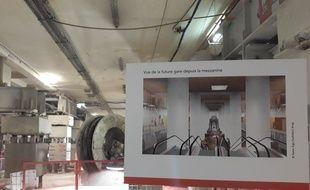 La nouvelle gare de La Défense sera mise en service en 2022
