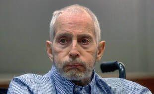 Robert Durst, ici le 6 janvier 2017, était jugé pour le meurtre de sa meilleure amie en 2000.