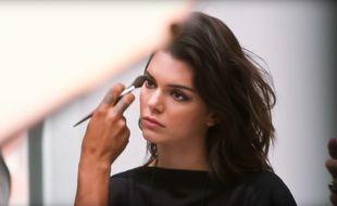 La mannequin Kendall Jenner