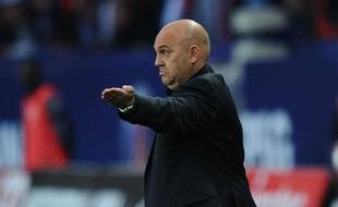 Frédéric Antonetti, l'entraîneur de Rennes