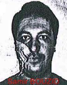 Mohamed Belkaïd, alias Samir Bouzid.
