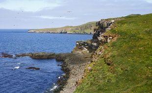 L'île de Grimsley offrira au voyageur la bouffée d'air pur dont il rêve.