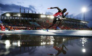 Le sprinteur a été contrôlé positif avant le début des séries du 100m.
