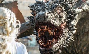Dentition impeccable, haleine fraîche... Les dragons de Game of Thrones n'ont aucun défaut