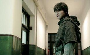 L'acteur Song Kang-ho, dans le film Thirst, ceci est mon sang, de Park Chan-wook