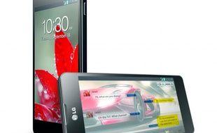 L'écran de 4,7'' et la vitesse du processeur sont deux des points forts de l'Optimus G.