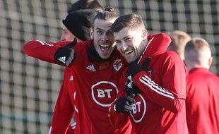 Gareth Bale est plus heureux avec sa sélection du pays de Galles qu'avec le Real Madrid.