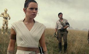 Les acteurs Daisy Ridley, John Boyega, Oscar Isaac sont à l'affiche de «Star Wars: L'Ascension de Skywalker».