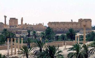 La cité de Palmyre.