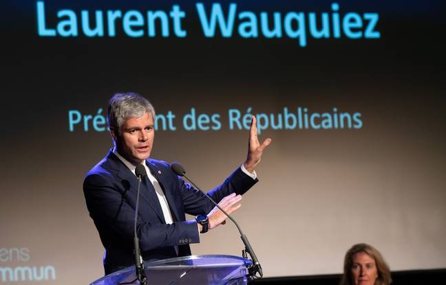 Rencontre avec Macron: Après le trou d'air, Laurent Wauquiez veut «accélérer le tempo»