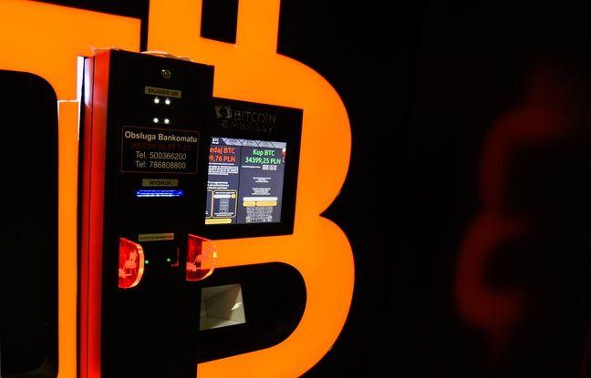 Cryptomonnaies: Un distributeur automatique d'achat-vente est ouvert depuis samedi dernier dans un quartier populaire de Lille