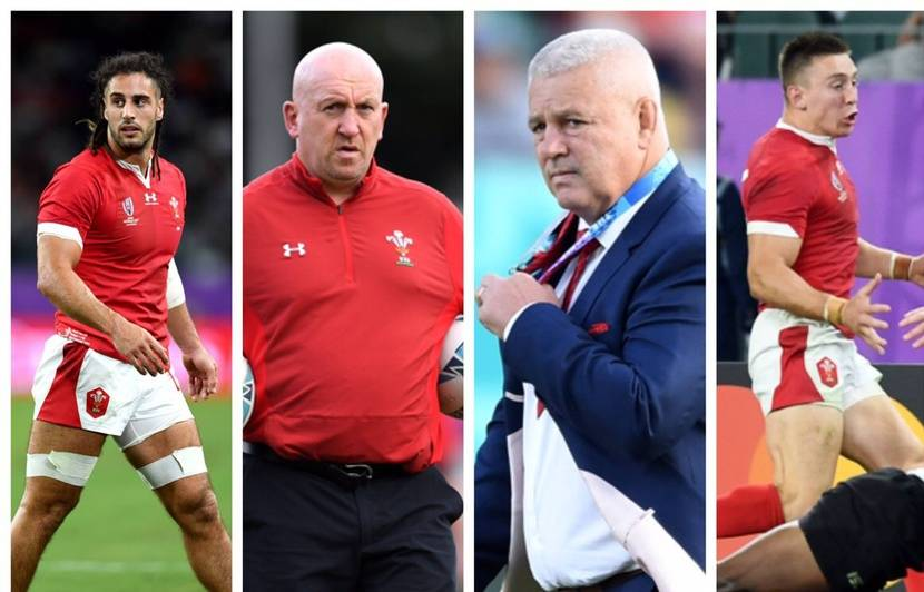 Coupe du monde de rugby : L'immense Gatland, l'adjoint « français », le DJ Navidi… Les cinq qui font le Pays de Galles