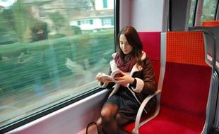 Lundi 20 janvier 2014, la SNCF a livré 60.000 nouvelles sur les sièges des trains sur son réseau francilien.