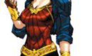 Wonder Woman, 2010