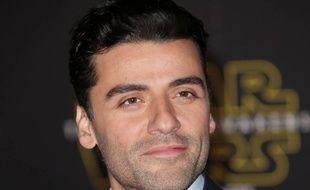 Oscar Isaac est marié !