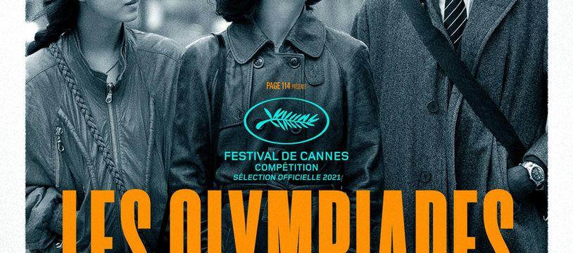 Affiche du film Les olympiades