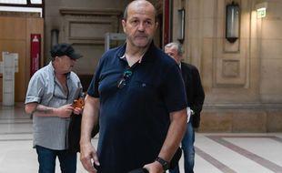 Pierre Paoli, ici le 21 juin 2018, a été acquitté dans l'affaire des plastiquages de résidences secondaires en Corse en 2012.