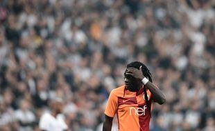 Gomis sous le maillot de Galatasaray.