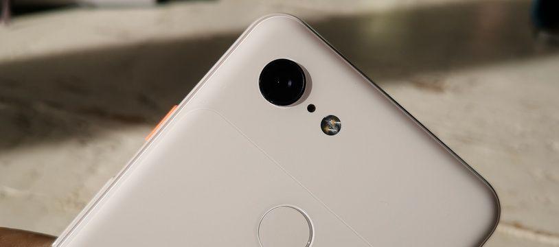 Un seul capteur arrière, mais pourtant le Pixel 3 de Google fait le maximum.