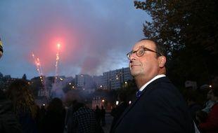 François Hollande le 11 novembre à Tulle en Corrèze.
