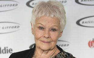 L'actrice Judi Dench