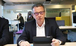 Vincent Bouyer, Directeur Général d'Orange Sud-Ouest