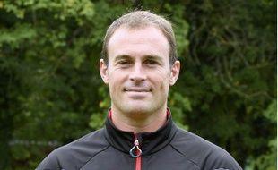 Christophe Revel est passé par Rennes et Lorient avant de devenir le nouvel entraîneur des gardiens de l'OL.