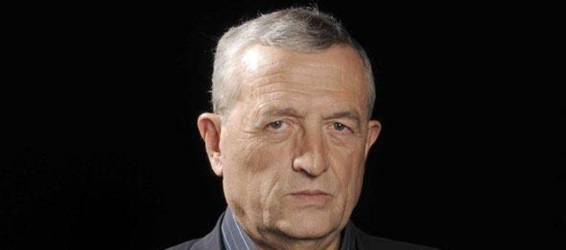 François Léotard, le 5 mars 2008.