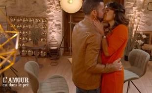 Les retrouvailles chargées en émotions de Raoul et Laëtitia au speed dating.