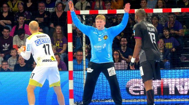 Le « H » a tapé dans l'Emil avec Nielsen, un gardien au physique atypique