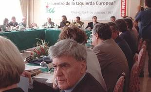 Didier Motchane en 1997.