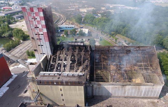 Strasbourg: Faut-il craindre pour sa santé après l'explosion du silo à grains?