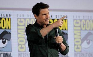 Tom Cruise au Comic-Con de San Diego.