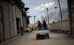 Des scientifiques de l'armée britannique ont trouvé des preuves médico-légales que des armes chimiques avaient été utilisées dans le conflit en Syrie, a rapporté le journal The Times samedi.