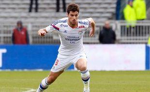 Yoann Gourcuff a évolué au Stade Rennais entre 2003 et 2006.