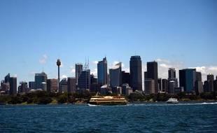Photo de Sydney en Australie, le 18 décembre 2013
