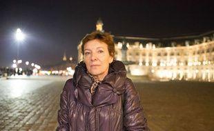 Sylvie Zecca, mère de Vincent Zecca, l'un des jeunes mort noyé dans la Garonne à Bordeaux en 2012