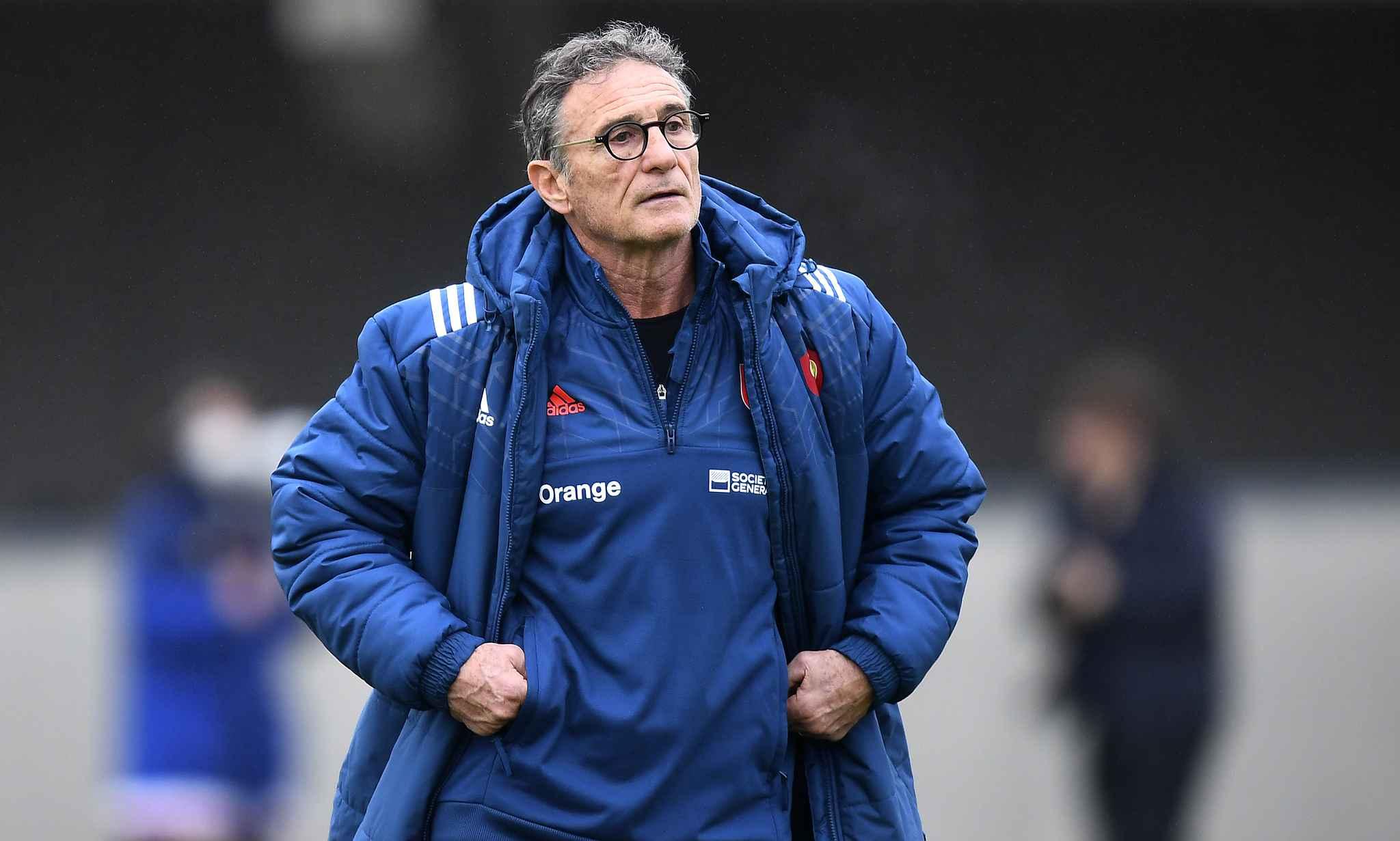 Goujon remplace Chouly pour affronter l'Ecosse — XV de France