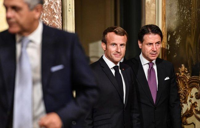 Coronavirus en Italie: Macron à Naples pour un sommet perturbé par l'épidémie