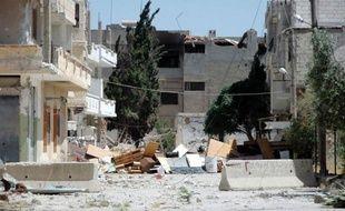 Washington a très vivement condamné la prise par les forces du régime de Bachar al-Assad et de son puissant allié, le Hezbollah libanais, de la ville clé de Qousseir dévastée par deux semaines de combats acharnés.