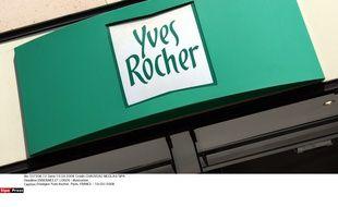 L'enseigne Yves Rocher.