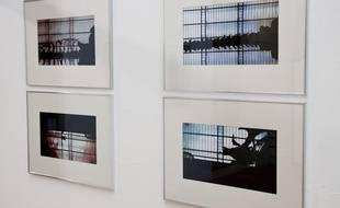 L'exposition d'Eric Vassal est visible jusqu'au 31 mars à Mérignac.