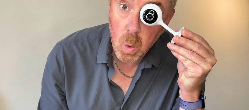 La caméra de surveillance Smart de Calex pour garder un oeil sur sa maison en son absence.
