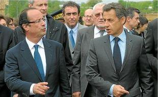 DSK et Guérini pour Hollande, Karachi et Bettencourt pour Sarkozy. Les affaires empoisonnent le PS comme l'UMP.