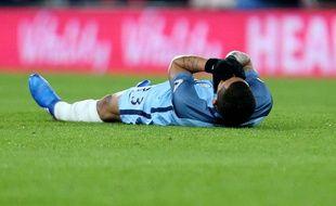 Gabriel Jesus s'est blessé et pourrait manquer la fin de la saison.