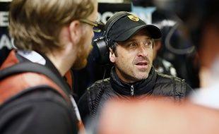 Sur la deuxième marche du podium en 2015, Patrick Dempsey est aujourd'hui manager de sa propre écurie au 24 Heures du Mans.
