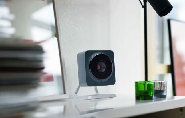 Securitas propose désormais un système associant une caméra connectée (Samsung), et le déplacement d'un agent de sécurité en cas de déclenchement d'alarme.