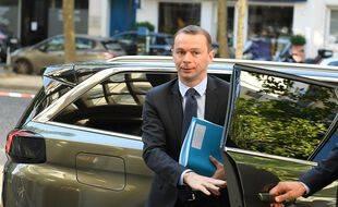 Olivier Dussopt est le ministre délégué aux Comptes publics.