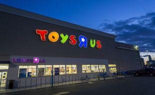 Un magasin Toys r us, le 13 mars 2018.
