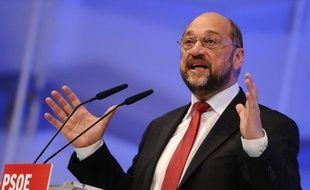 Le social-démocrate allemand Martin Schulz a été élu mardi président du Parlement européen pour un mandat de deux ans et demi, en remplacement du conservateur polonais Jerzy Buzek, et a promis de faire entendre la voix des élus face aux gouvernements.